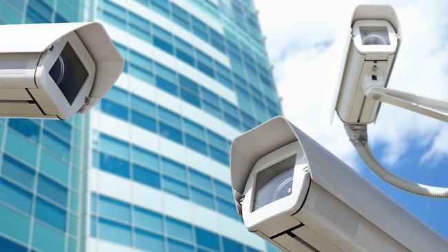 CCTV for commercial buildings