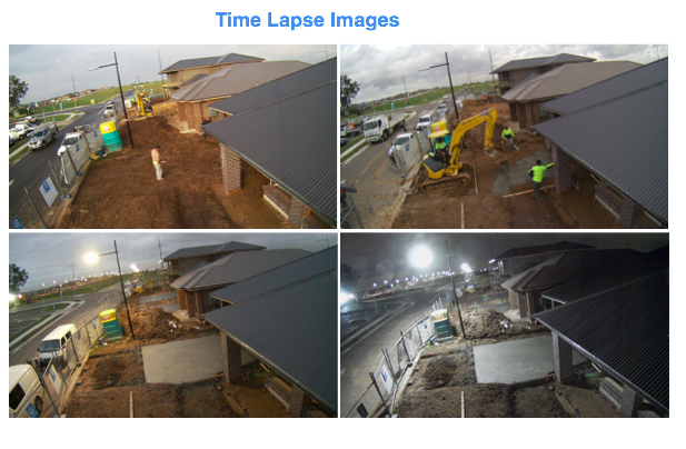 Time Lapse Images