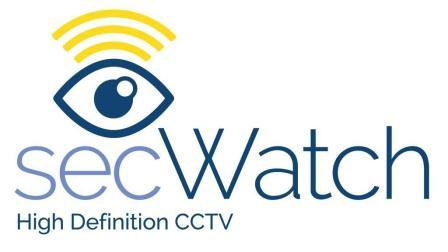 secWatch High Definition CCTV
