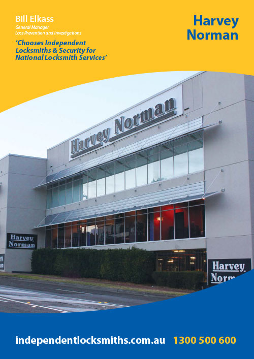 Harvey Norman Case Study