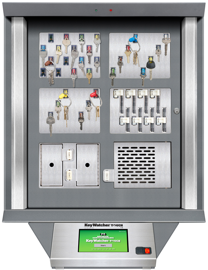 KeyWatcher Touch key management system - Independent Locksmiths