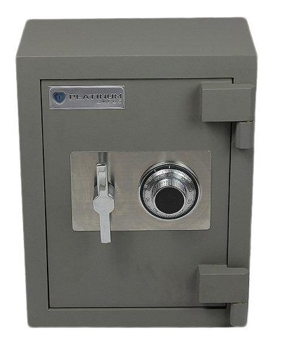 Platinum Drug Safe with combination lock