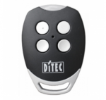 DITEC 4 Channel Garage/Gate Remote - Independent Locksmiths