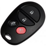 Toyota Aurion and Kluger Remote - Independent Locksmiths