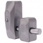 ADI Double Block lock SC (Satin Chrome) 444DD - Independent Locksmiths